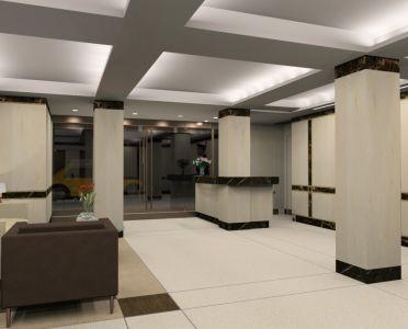 Residential Lobby 1 by Alan Rose