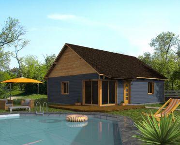 """Maison """"Vincennes"""", architecture d'Iles de France – O coeurdes Plans"""