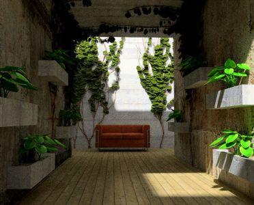 Ivy Lobby by Ivo Yordanov