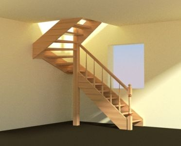 Stairs by Girts Marots