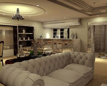 Interior, by Albert Cheng