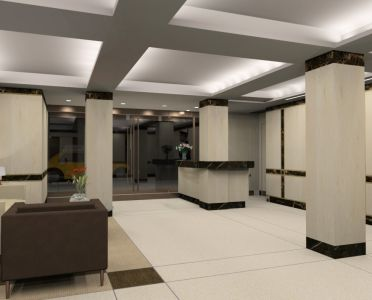 Residential Lobby 1 by Alan Rose