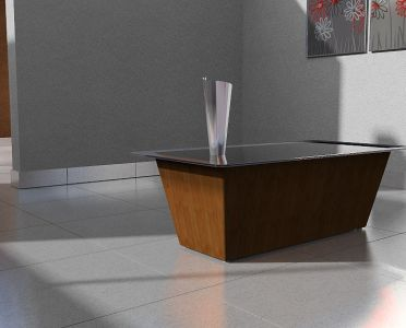 Gallery Study, by Rich Harris, BHP Design UK Ltd