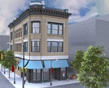 Locust Street Historic Renovation by David Brazina