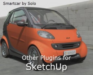 Other SketchUp Plugins
