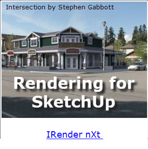 Photo-realistic Rendering Plugin for Sketchup
