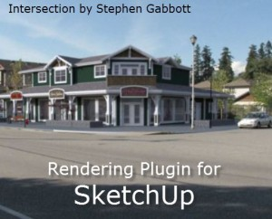 Rendering Plugin for SketchUp